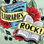 2018 Libraries Rock banner
