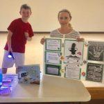 Germ Program at the Gleason Memorial Library
