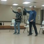 Third Gleason Memorial Library tai chi moving for better balance class